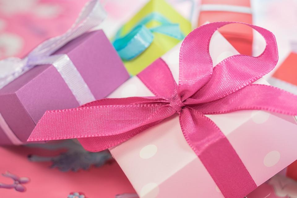 Les types de cadeaux à offrir à une femme